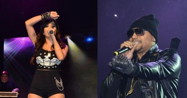 Com gemidos e palavrões, Anitta deixa público babando em São ...
