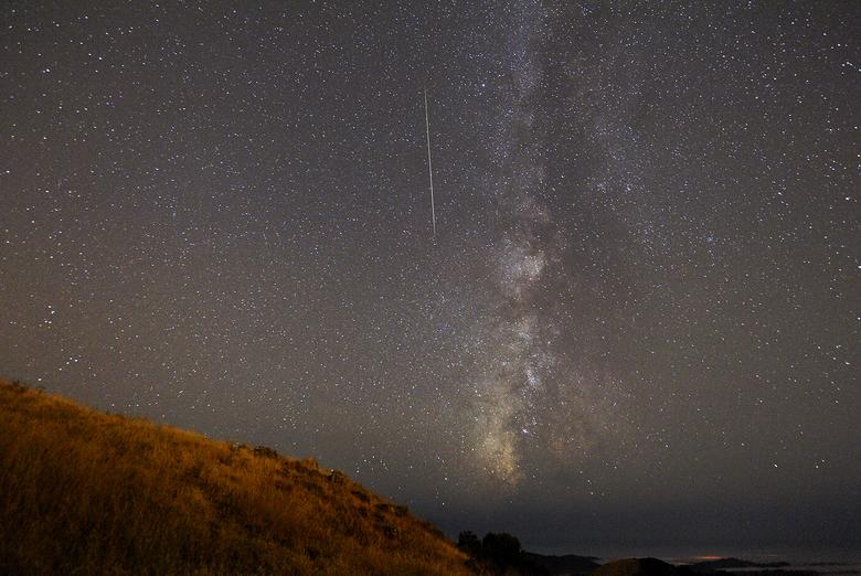 Pesquisadores comparam a brilhante chuva de meteoros com Vênus, o planeta é considerado o mais brilhante do sistema solar
