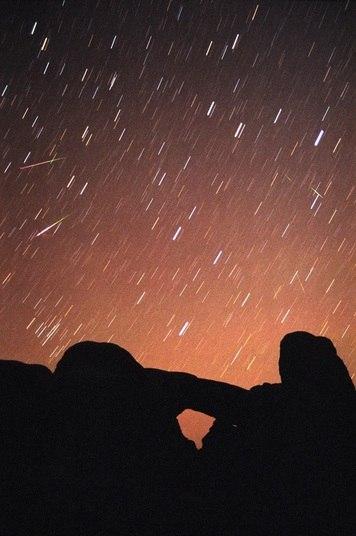 Meteoros podem apresentar cores diferentes, mas isso depende de sua velocidade