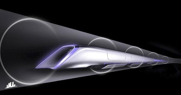 SpaceX realiza primeiro teste com o sistema de transporte super ...