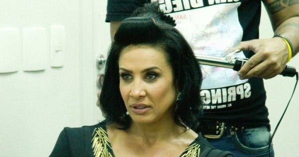 Scheila Carvalho descobre traição do marido Tony Salles e chora ...