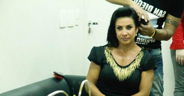 """Scheila Carvalho admite que sabe de traição de Tony: """"Quero que ..."""