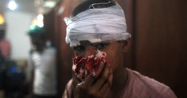 Comunidade internacional condena violência no Egito - Notícias ...