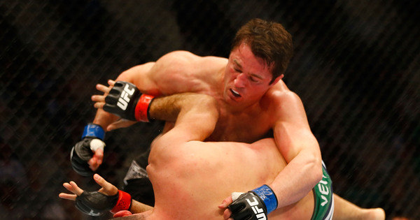 Chael Sonnen vence Maurício Shogun na principal luta do UFC on ...