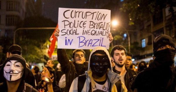 """Desprezo pelo coletivo e """" jeitinho"""" brasileiro estimulam corrupção ..."""