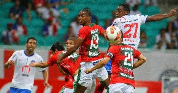 Bahia e Sport avançam na Sul- Americana - Esportes - R7 Futebol