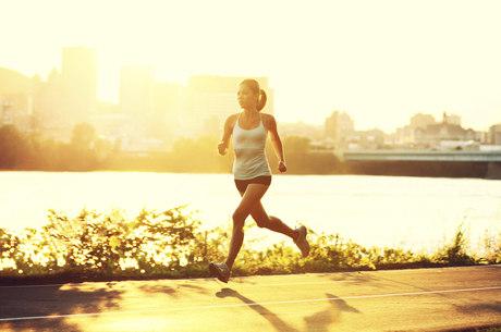 Correr protege a saúde dos olhos, garante estudo