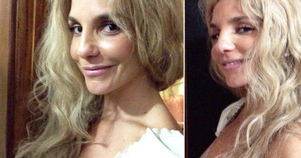 Ivete Sangalo aparece loiríssima e faz vídeo sensualizando ...