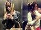 """Agora é a vez da cunhada de Bruna Marquezine dar as caras! Irmã de Neymar, Rafaella Santos mudou o visual e agora está morena; <a href=""""http://entretenimento.r7.com/jovem/fotos/irma-de-neymar-imita-marquezine-e-fica-morena-qual-o-melhor-look-da-teen-04092013#%21/foto/1"""">veja as transformações no look da teen</a>"""