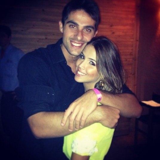 Pérola Faria também está feliz da vida ao lado do namorado, Maurício Mussalli! Os dois estão juntos desde o início do ano e adoram se declarar nas redes sociais