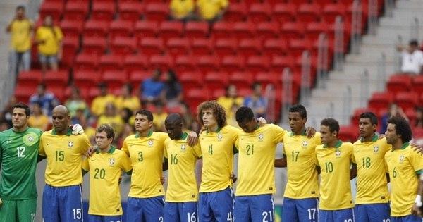 Seleção brasileira pode ser convidada a jogar a Eurocopa - Futebol ...