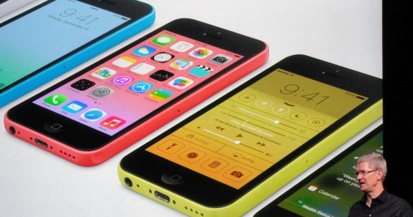 7 motivos para o fracasso do iPhone 5C - Fotos - R7 Tecnologia e ...