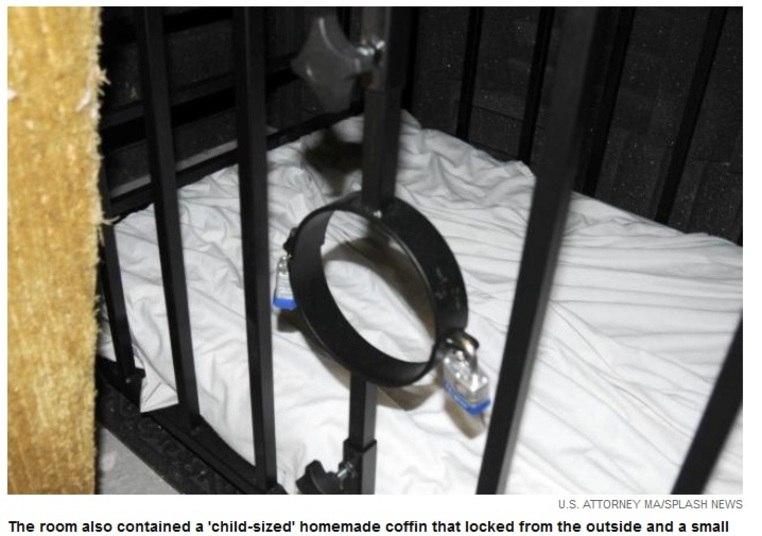 Dois outros homens que conversaram com Portway já foram condenados. Um  deles colaborava com o acusado e planejava sequestrar crianças na igreja  onde prestava serviços