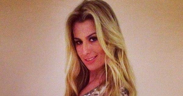 Magreza de Fernanda Keulla levanta polêmica nas redes sociais ...