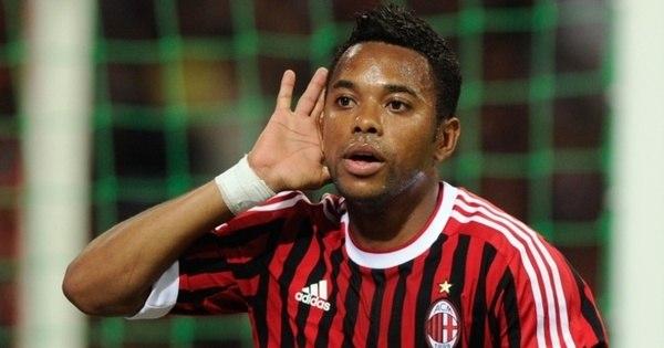 Sem acordo com o Flamengo, Robinho está perto de fechar com ...