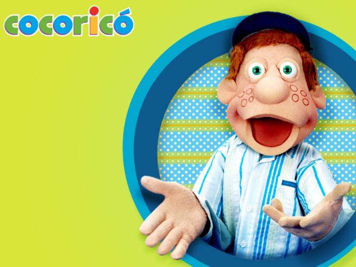 Júlio - Manipulado e dublado por Fernando Gomes, o personagem Júlio foi criado em 1989, na TV Cultura. Em 1996, o personagem estrelou o infantil Cocoricó e está no ar até hoje