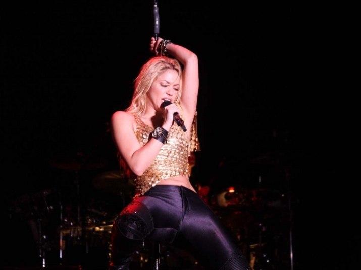 A cantora Shakira pode ser uma das atrações da Copa do Mundo no Brasil no próximo ano. A informação é do blog El Balón Rosa, do jornal espanhol Sport