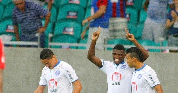 Bahia marca o milésimo gol em Brasileiros e vence o Internacional ...