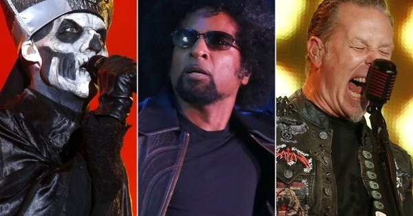 Metallica volta ao Rock in Rio em dia de metal e faz show ...