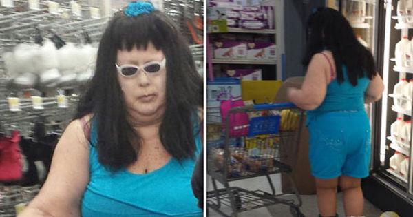 Supermercado faz promoção de gente bizarra! Aproveita! - Fotos ...