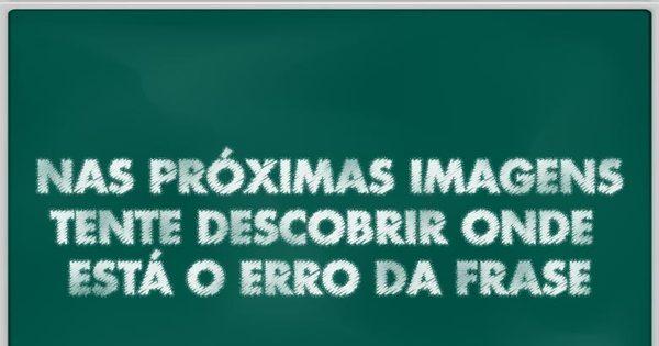 A um mês do Enem, saiba como evitar erros comuns de português ...