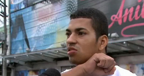 Jovem alega ter sido espancado por seguranças de boate no Rio ...