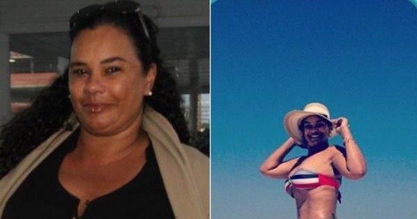 Solange Couto surpreende e emagrece 40 kg. Saiba como ela ...