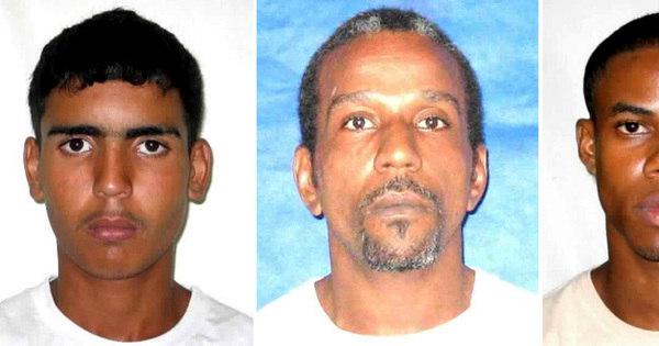 Polícia divulga fotos de presos que fugiram de hospital no Rio ...