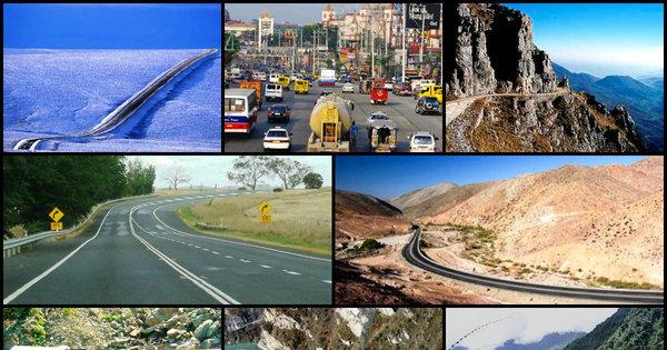 Conheça as estradas mais sinistras do mundo - Fotos - R7 Carros