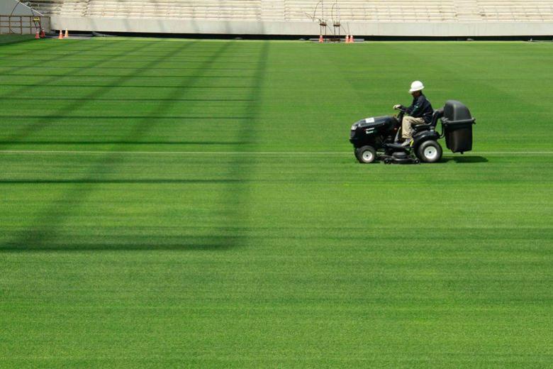 O novo estádio do Corinthians começou a ser construído em 30 de maio de 2011. Segundo a Odebrecht, construtora responsável pela obra, a previsão de entrega é para o fim deste ano