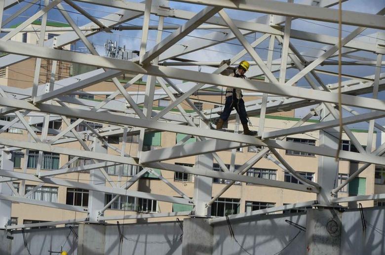 ...As arquibancadas do Allianz Parque também serão totalmente protegidas