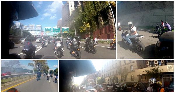 Após acidente, motoqueiros furiosos perseguem família em Range ...