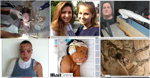 Crimes brutais chocaram o mundo em 2013. Veja os casos mais ...