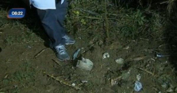 Mulher enterra bisneto vivo e é presa na Baixada Fluminense ...