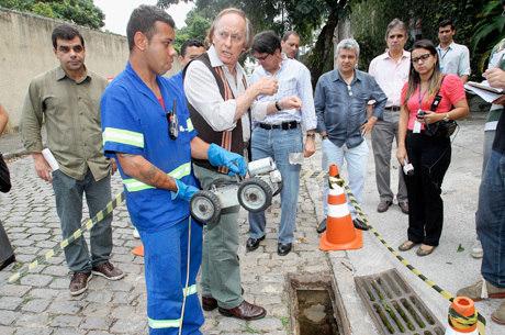 Caça Vazamento Porto Alegre