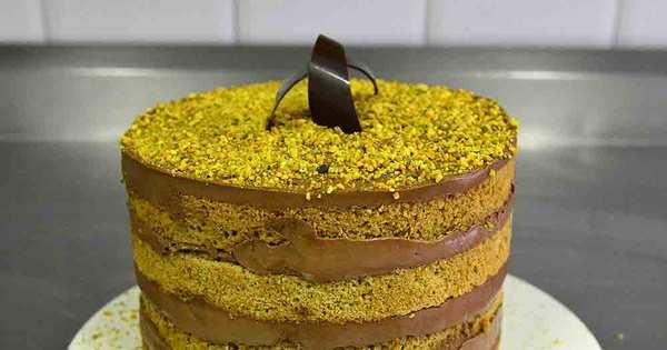 Passo a passo! Aprenda a fazer um naked cake, o bolo da moda ...