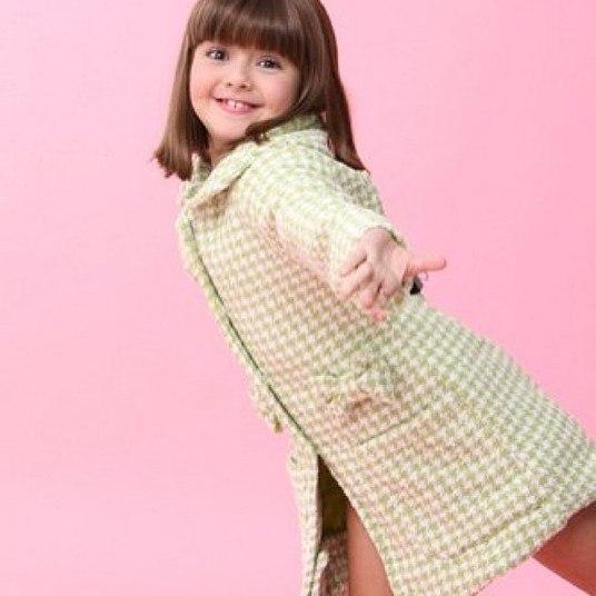 A pequena fez também muitos trabalhos publicitários, como ensaios fotográficos e propagandas