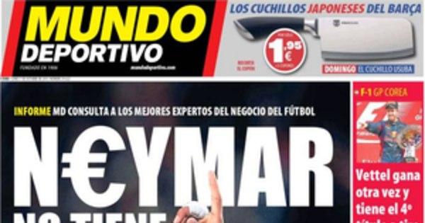 Jornal diz que Neymar já vale mais de R$ 300 milhões - Fotos - R7 ...