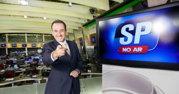 São Paulo no Ar é vice-líder isolado na audiência - Entretenimento ...