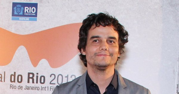 """Wagner Moura se diverte com careca adotada no cinema: """"É o ..."""