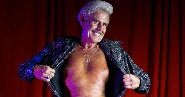 Stripper mais velho do mundo superou o câncer e levou recorde ...