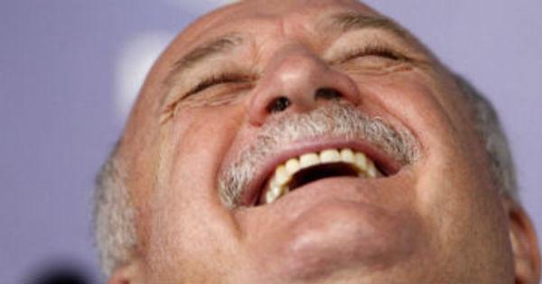 Felipão ganha fortuna, mas fica para trás na lista dos treinadores ...