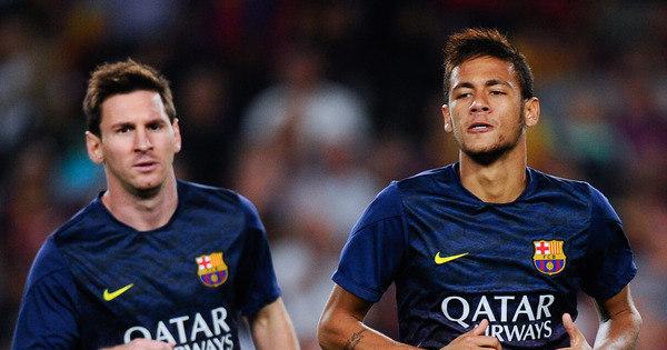 Ex-genro de Maradona pode ser companheiro de Messi e Neymar ...