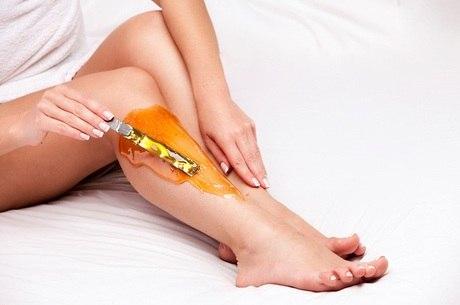 Cuide da pele antes e depois depilação