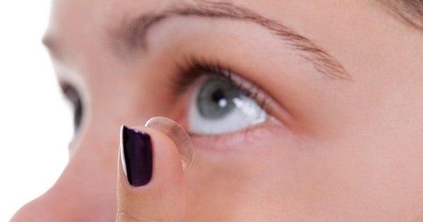 Uso incorreto das lentes de contato pode provocar cegueira ...