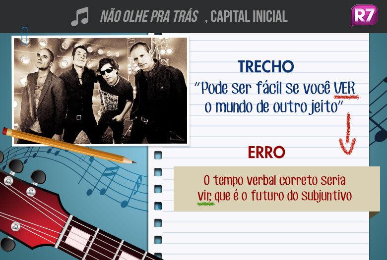 Não Olhe pra Trás, Capital Inicial: do décimo álbum de estúdio da banda, lançado em 2004