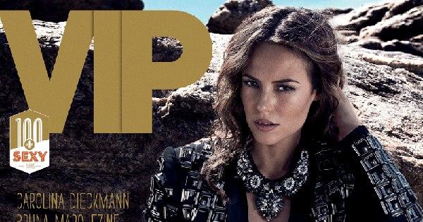 Paolla Oliveira entra para o time das mais sexy da revista VIP; veja ...