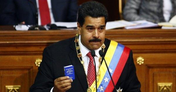 Maduro prorroga 'estado de emergência econômica' na Venezuela ...