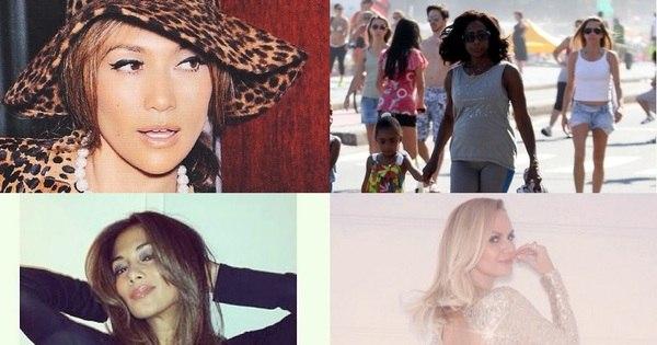 Brunete Fracarolli e outras famosas não revelam a idade de jeito ...