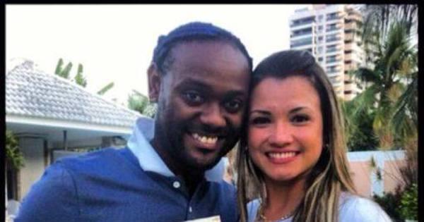 Vagner Love usa rede social para anunciar casamento; veja - Fotos ...